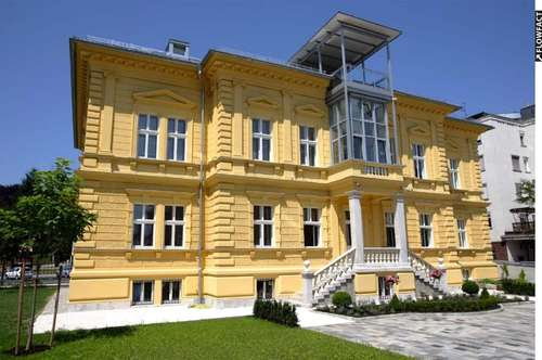 Repräsentative Büroräumlichkeiten in Klagenfurter Innenstadtpalais