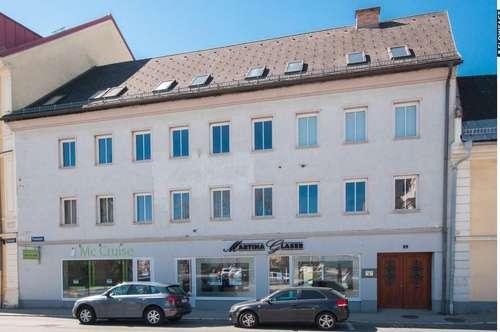 Geschäftsräumlichkeiten in der Klagenfurter Innenstadt