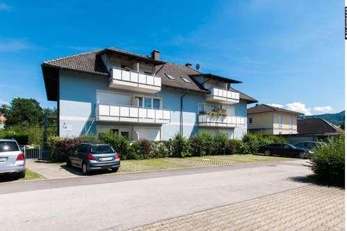 Dachgeschosswohnung im Ortszentrum von Krumpendorf