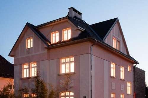 Aufwendig sanierte Altbauvilla am Fuße des Kreuzbergls!