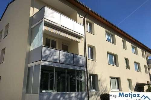 Preiswerte 4 Zimmer Mietwohnung mit WG-Eignung im Westen von Klagenfurt!