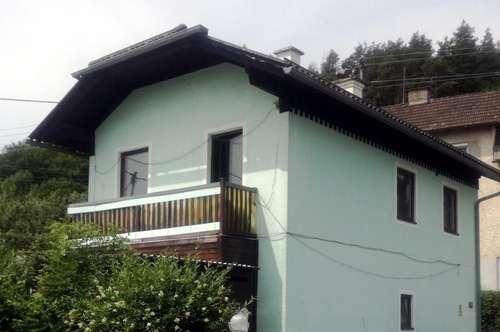 Leistbares Wohnhaus in Viktring!
