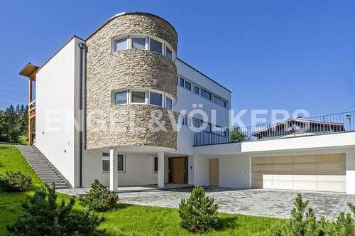 W-026LYR Neubauvilla direkt an der Skipiste - Zweitwohnsitzwidmung