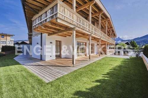 W-0273BK Neubau - Erstbezug: TOP Wohnungen mit Bergblick