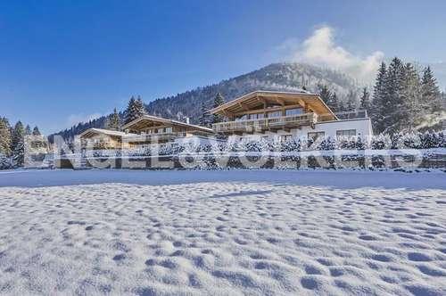 W-02BCJF Neubau: Tiroler Chalets in TOP Lage