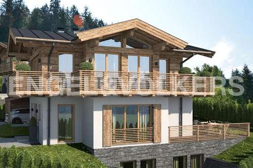 W-02CTKY Neubau Chalets in sonniger TOP Lage