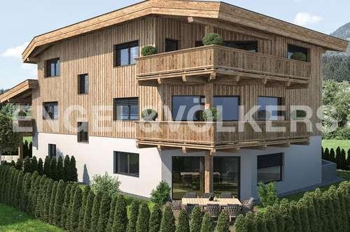 W-02CQ0D Neubau: Alpine-Lifestyle Wohnungen in sonniger Lage