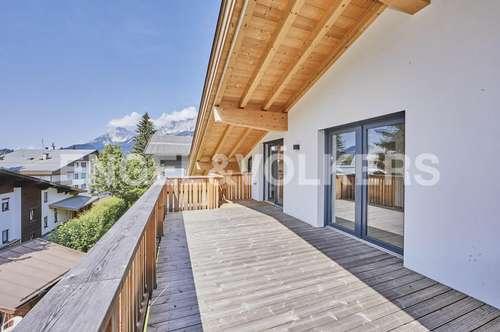 W-02DG23 Modernes Penthouse in sonniger Lage am Skilift