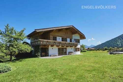 W-026N8F Tiroler Landhaus in hervorragender Lage - Zweitwohnsitzwidmung