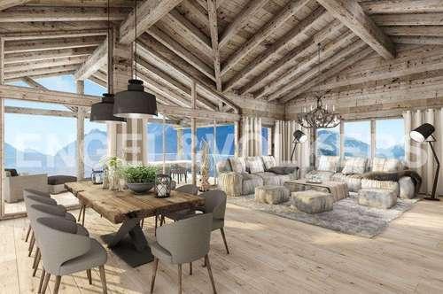 W-02E3XA Luxuriöse Ferienappartements nahe Skilift - Haus 1, Top 1