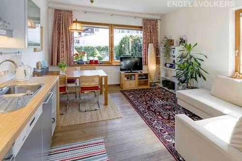 W-02C8X4 Appartement mit Kaiserblick in ruhiger Zentrumslage