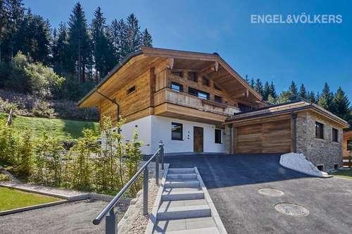 W-029QZJ Neubau: Traumhaftes Chalet mit Kaiserblick