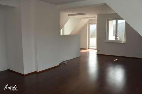 inkl. Heizung - Dachterrassen-Wohnung mit 105 m2 WFL
