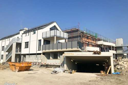Kaisergarten - Neubauprojekt - Gartenwohnung