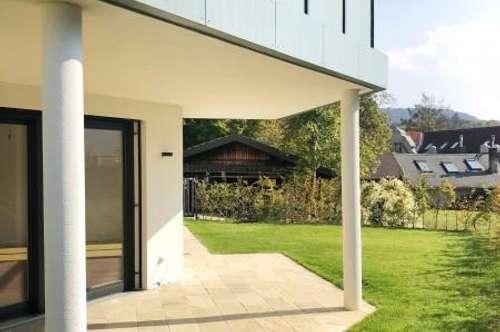 MIETKAUF - Gartenwohnung zwei Garagen - Terrasse