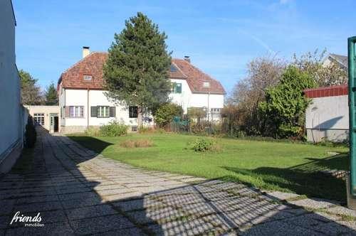 Haus ZUM MEHR DARAUS MACHEN- oder/und viel Platz für KREATIV- WERKSTATT/ GARAGE- SCHEUNE