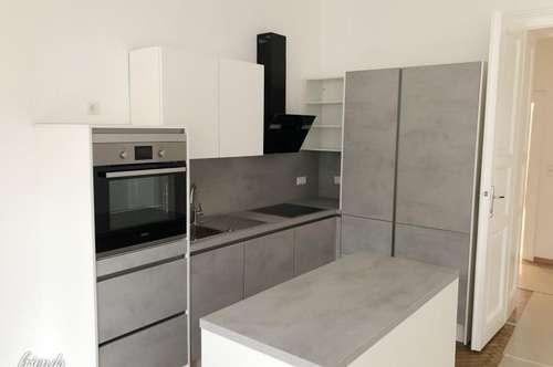 Top renovierte 3-Zimmer Wohnung !