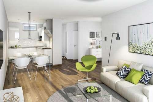 MIETKAUF -- 2-Zimmer Wohnung mit 12m² Balkon!
