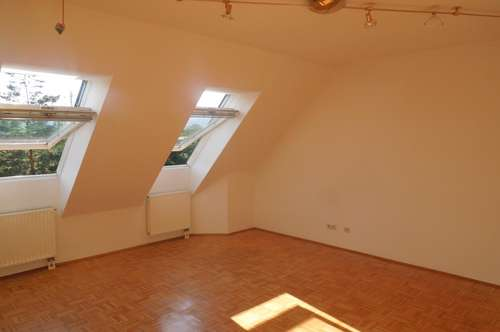Wunderschöne, helle DG-Wohnung in der Kaiserstadt Baden!