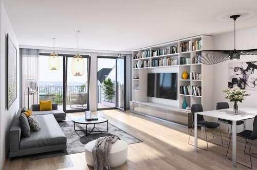 MIETKAUF -- 2-Zimmer Wohnung mit 36m² Garten!