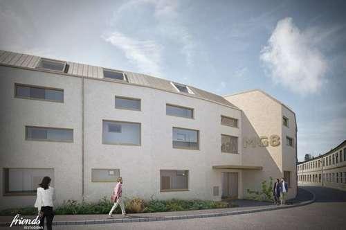 MIETKAUF -- 2-Zimmer Wohnung mit 50m² Garten!