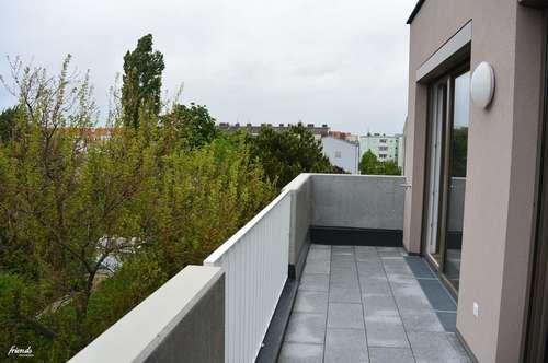MIETKAUF - 2-Zimmer Wohnung mit 10m² Terrasse