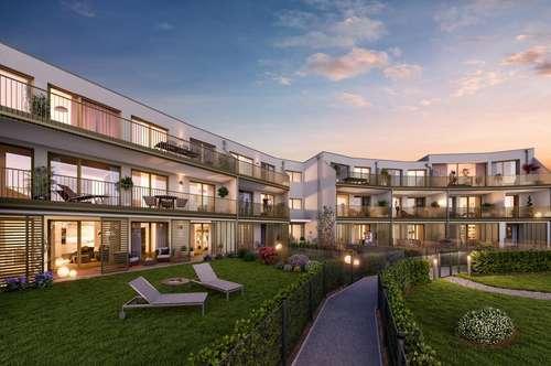 MIETKAUF -- 2-Zimmer Wohnung mit 42m² Garten!