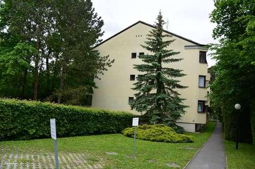 Gut geschnittene 3 Zimmerwohnung, Loggia, Tiefgaragenplatz