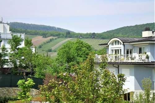 Sonnige 3-Zimmer Terrassenwohnung mit Blick auf die Weinberge