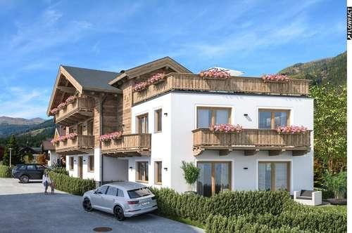Exclusiv Verkauf! Neubauwohnung in zentraler Lage in Neukirchen, zur touristischen Vermietung geeignet.