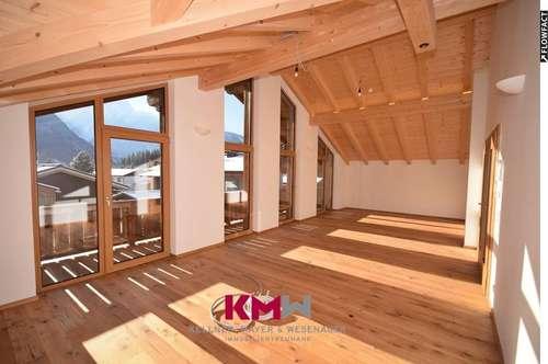 Exclusiv Verkauf! Neubau, Penthouse in zentraler Lage in Neukirchen, zur touristischen Vermietung geeignet.