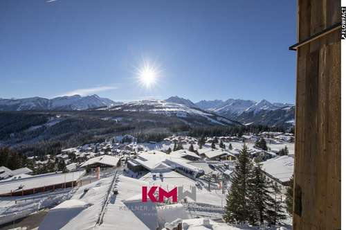 Wohnungen mitten im Skigebiet Zillertalarena