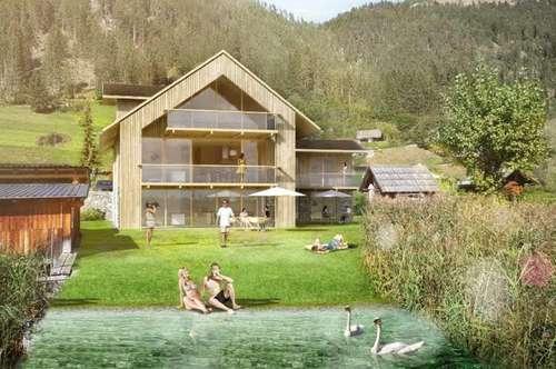 Seewohnung am Weißensee