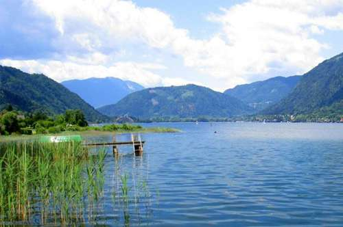Ossiachersee - Seehaus Seeliegenschaft in Kärnten