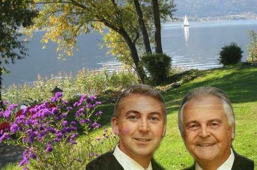 Seeromantik am Ossiachersee - Seeliegenschaft in Kärnten