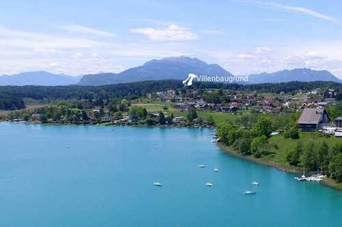 Villenbaugrund in Drobollach / Faaker See