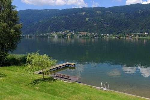 See Gartenwohnung am Ossiacher See