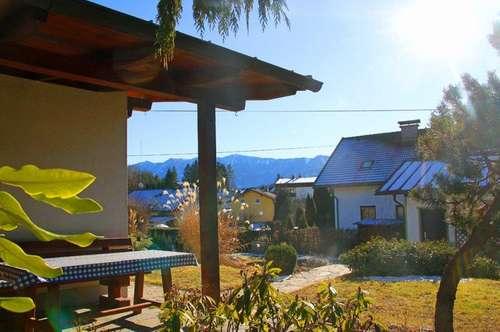 Ferienhaus mit Potenzial/Pogöriach