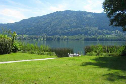 Seeidylle am Ossiacher See
