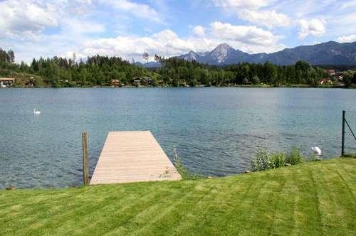 Herrliche Seewohnung mit See- und Mittagskogelblick