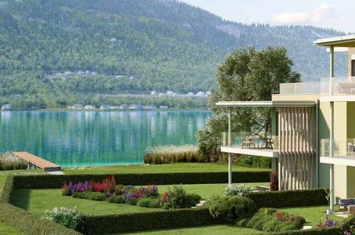The Lakes - Seewohnungen