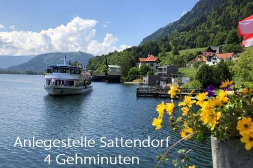 Seeblickwohnungen in Sattendorf