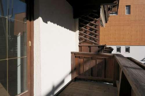 Gemütliche 2-Zimmer Wohnung mit sonnigem Balkon im Zentrum von Walchsee