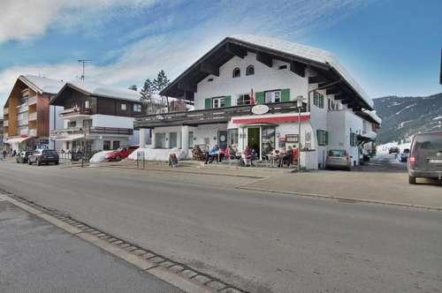 Stilvolles Wohn- und Geschäftshaus in Top Lage. In Riezlern / Kleinwalsertal