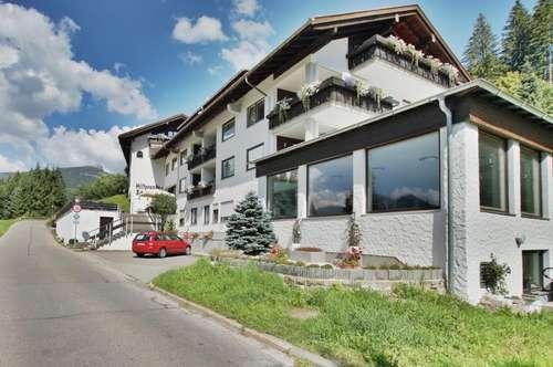 FERIENWIDMUNG: modernisierte, geräumige 3-Zimmer Wohnung mit schöner Aussicht in Riezlern / Kleinwalsertal