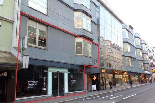 Innovatives neues Restaurant in Linz? Sie haben die Idee - wir das Mietobjekt für Ihr Lokal in der Stadtmitte!