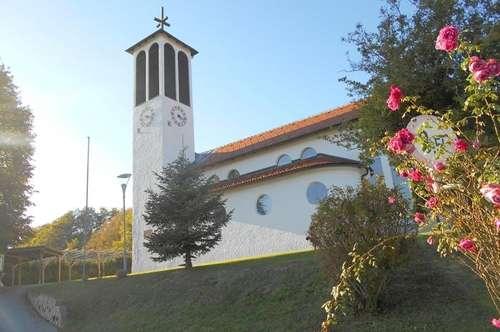 EFH NEUBAU Ziegelmassiv,ökologisch,hochwertig  Garten,Terrasse,Carport erhöhte Lage nahe Kirche
