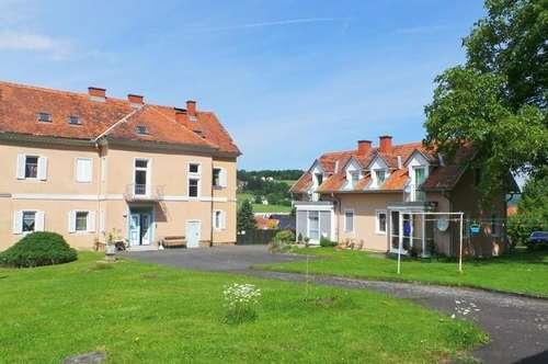 Zinshaus in TOP LAGE 9 Wohneinheiten 33m²- 63m² gesamt 4634m² 2000m² gewidmetes Bauland
