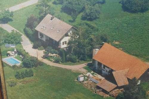 Zweifamilien-Generationen Landhaus  3 Wohneinheiten 240m² 12000m² Scheibengrund  in sonniger Lage