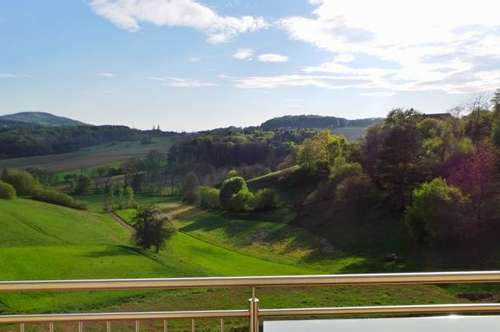 LANDHAUS NEU saniert  3330m² Grund erhöhte, ruhige Aussichtslage  nahe Kurort Bad Gleichenberg